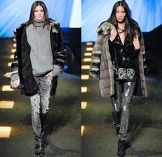 Philipp Plein 2014-2015 Fall Autumn Winter Womens Runway | Denim Jeans, Designer Brands, Fashion Week Runway Catwalks, Season Collections Lookbooks, Fashion Forward Curation, Trendcast Trendsetting Forecast Styles, Spring Summer Fall Autumn Winter