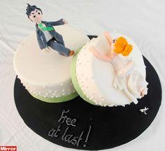 Que tal comemorar o divórcio
