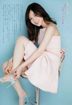 Shiraishi Mai (白石麻衣) - #NGZK46 - #Nogizaka46 #idol #japan #jpop #beautiful #ace Cool Girl, Cute Asian Girls, Beautiful Asian Girls, Beautiful Women, Beautiful Person, Skinny Asian, White Stone, Japan Girl, Asia Girl