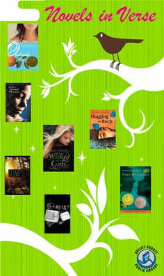 BCPL Quick Picks for Teens | #NOVELSINVERSE . Click through for full list via Bullitt County Public Library.  *Check online catalog to see which we have.