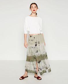 Imagem 1 de BLUSA COSTAS ABERTAS da Zara