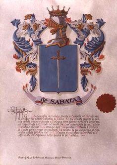 stemma conti de sabata di cividale del Friuli - ad 1150
