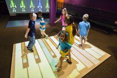¿Algo de música? El #Juego interactivo más instalado por #restaurantes y #museos. #Diversion #Juegos #niños #infantil http://www.eyeplay.es
