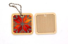 Wooden cross stitch embroidery blanks  wooden blanks for your artistic expressions