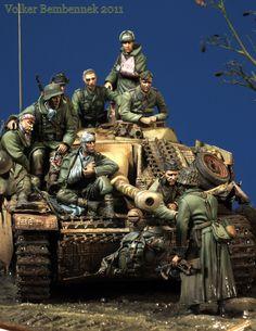 """""""Farewell of the faith"""" - StuG III G, Hungary 1st November 1944"""
