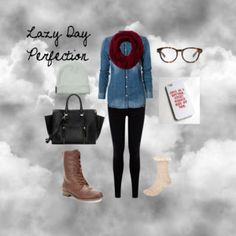 Lazy Day Outfits September Outfits, Lazy Day Outfits, Outfit Of The Day, Chill, Autumn Fashion, Street Wear, Relax, Cozy, Denim