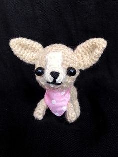 Handmade Chihuahua by MyJulietHouse on Etsy