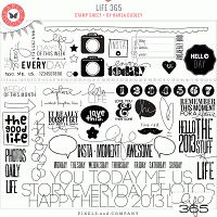 Life 365 | the stamp sheet