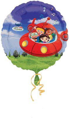 Little Einsteins Balloons