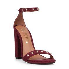 9aeb548c6e7 Toi et Moi Gelato-01 Slim Ankle Strap Women s Chunky Heel
