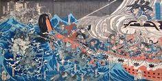 """Résultat de recherche d'images pour """"kuniyoshi"""""""