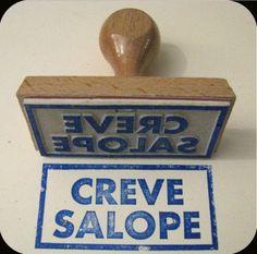 Crève #salope