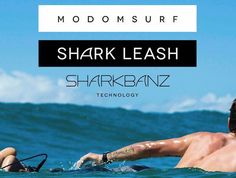Sharkbanz et Modom lancent le premier leash anti-requin