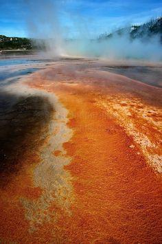 National yellowstone