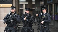 Special Forces Gear, Military Special Forces, Cop Uniform, Men In Uniform, Theresa May, Military Police, Police Officer, Army, Airsoft