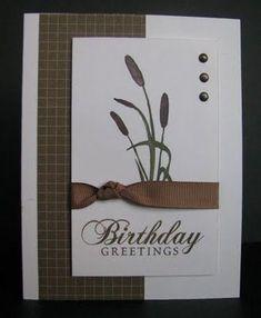 Résultats de recherche d'images pour « masculine cards to make Bday Cards, Birthday Cards For Men, Handmade Birthday Cards, Men's Cards, Birthday Wishes, Masculine Birthday Cards, Masculine Cards, Making Greeting Cards, Greeting Cards Handmade