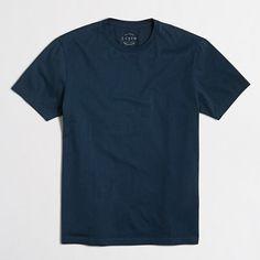 J.Crew+Factory+-+Factory+washed+T-shirt