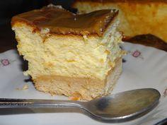 Sernik puszysty Vanilla Cake, Risotto, Banana Bread, French Toast, Pie, Breakfast, Food, Cakes, Torte