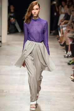 Maison Rabih Kayrouz Spring 2015 Ready-to-Wear - Collection - Gallery - Look 1 - Style.com