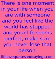 When You Lose Someone You Love Quotes