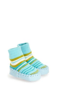 Acorn Slipper Socks (Baby) available at #Nordstrom