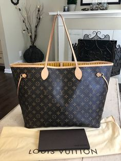Louis Vuitton Limited Edition No Longer Made! Neverfull Gm Mimosa. Dustbag Receipt! Shoulder Bag. Get one of the hottest styles of the season! The Louis Vuitton Limited Edition No Longer Made! Neverfull Gm Mimosa. Dustbag Receipt! Shoulder Bag is a top 10 member favorite on Tradesy. Save on yours before they're sold out!