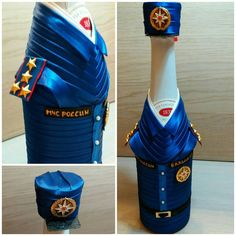 3 отметок «Нравится», 1 комментариев — декор бутылокИнтерьерные куклы (@mariazavjalova) в Instagram: «Декор_бутылок#ПодаркиДляМужчин#украшениебутылок#бутылкиназаказ#ДляВоенногоМужчины#съемные_костюмы#»