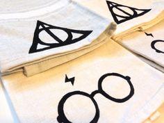 Repasadores Inspirados En Harry Potter $4 | 42 Utensilios geek de cocina que necesitas ya mismo