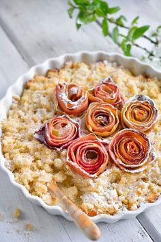 Festfin and heavenly good apple pie