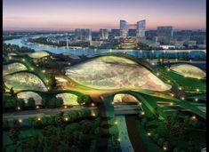 Eco Cities? that's pretty rad.