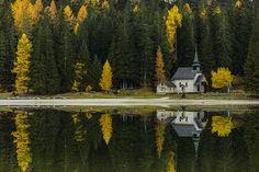 Pragser Wildsee, or Lake Prags, Lake Braies (Italian: Lago di Braies; German: Pragser Wildsee) is a lake in the Prags Dolomites in South Tyrol, Italy.