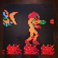 LEGO versions of NES Games, Metroid