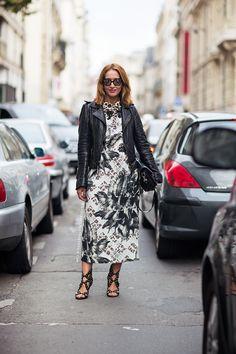 Street style, diferentes looks, 2014