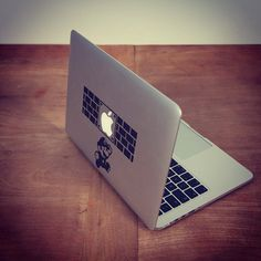 #decal #macbook #gam