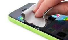 Clean and Disinfect Your iPhone the Natural Way