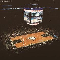Brooklyn Nets game, Brooklyn, New York
