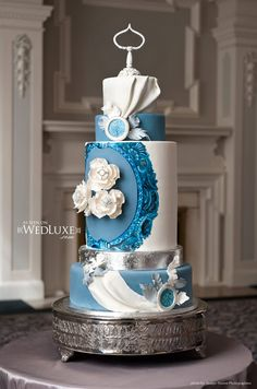Cake. Art.