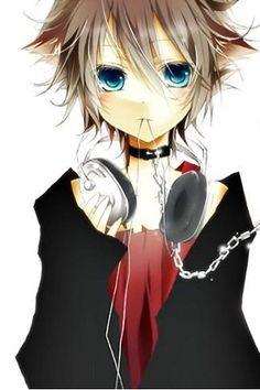 #Anime #shugo chara #ikuto #neko-boy #smile  #love #   Boys, Anime boys and Anime