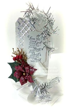 Linda's works of Heart: White Christmas
