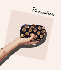 Loeffler Randall Minaudière | Handbags | LoefflerRandall.com - FashionFilmsNYC.com
