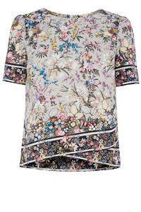 The V and A Bouverie Top