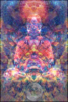Buddha Consciousness by ~MentalAlchemy on deviantART