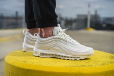 "Nike Air Max 97 ""White Snakeskin"""
