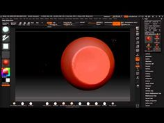 Hard Surface overview with ZBrush - YouTube