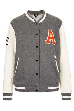 Jersey Varsity A Bomber Jacket - out of stock - crying :(