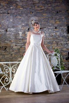 Paris Wedding Dress by Blue Bridalwear