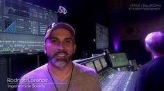 Rodrigo Larenas ingeniero de Sonido VENUE | S6L