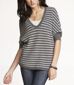 Like this for fall and seems kid friendly - Express sweater $59.90