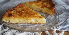 Recette - Gâteau aux pommes | 750g