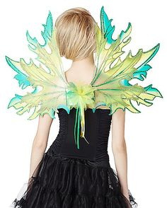 These are sooo pretty!!  Woodland Fairy Adult Wings - Spirithalloween.com 16.99!